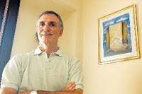 José Luis Cabouli. Foto: La Nación.