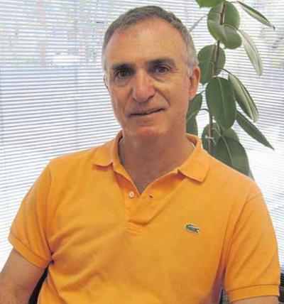 L'especialista argentí José Luis Cabouli. A.C.