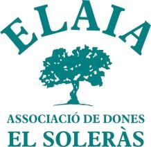 Elaia. Asociación Cultural de Mujeres de El Soleràs.