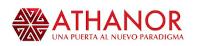 Athanor. Una puerta al nuevo paradigma. Logo.