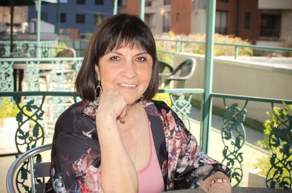 Doctora Viviana Zenteno.