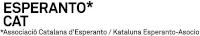 Associació Catalana d'Esperanto-Kataluna Esperanto Asocio (Catalan Esperanto Association). Logo.