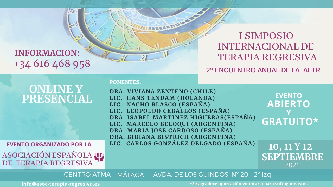 First International Symposium on Regression Therapy.